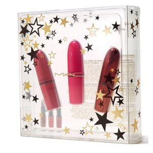 MAC Cosmetics Signature Stars Lipstick Set